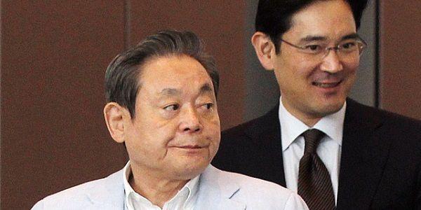 Samsung Lee Jae Yong