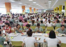 Samsung Việt Nam tiêu thụ gần 17 tấn gạo, 40 nghìn quả trứng gà mỗi ngày
