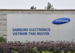 Thái Nguyên: vốn đầu tư của Samsung lớn gấp nhiều lần hàng trăm doanh nghiệp FDI cộng lại