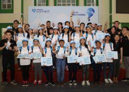 Samsung Connect chắp cánh ước mơ của trẻ em Sóc Trăng