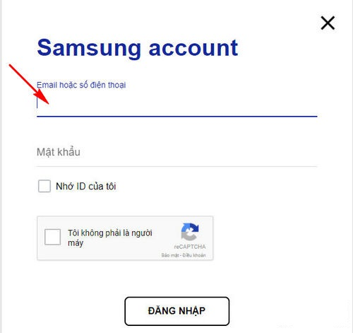 Hướng dẫn cách định vị điện thoại Samsung khi bị mất 2