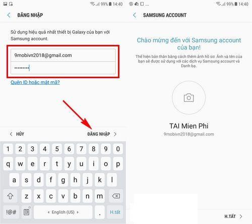 Hướng dẫn cách định vị điện thoại Samsung khi bị mất 7