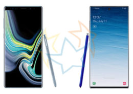 Bạn có nên nâng cấp từ Galaxy Note 9 lên Galaxy Note 10 hay không?