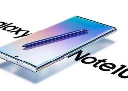 Samsung giảm tới 600 USD cho khách hàng đổi smartphone cũ lấy Galaxy Note 10
