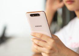 10 thủ thuật hay giúp bạn nâng cao trải nghiệm trên Samsung Galaxy A80