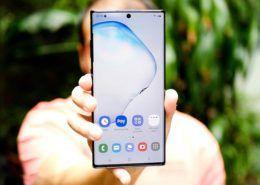 9 thiết lập cần làm ngay sau khi mua Samsung Galaxy Note 10 và Note 10+