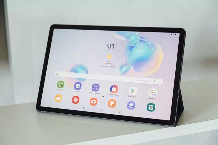 Galaxy Tab S6 ra mắt: Nỗ lực mới nhất của Samsung nhằm cạnh tranh với iPad Pro 1