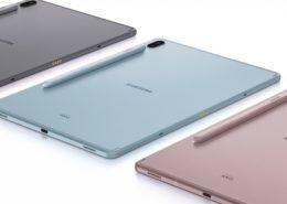 Galaxy Tab S6 ra mắt: Nỗ lực mới nhất của Samsung nhằm cạnh tranh với iPad Pro