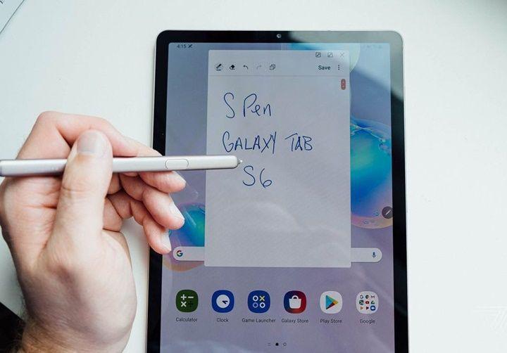 Galaxy Tab S6 ra mắt: Nỗ lực mới nhất của Samsung nhằm cạnh tranh với iPad Pro 4