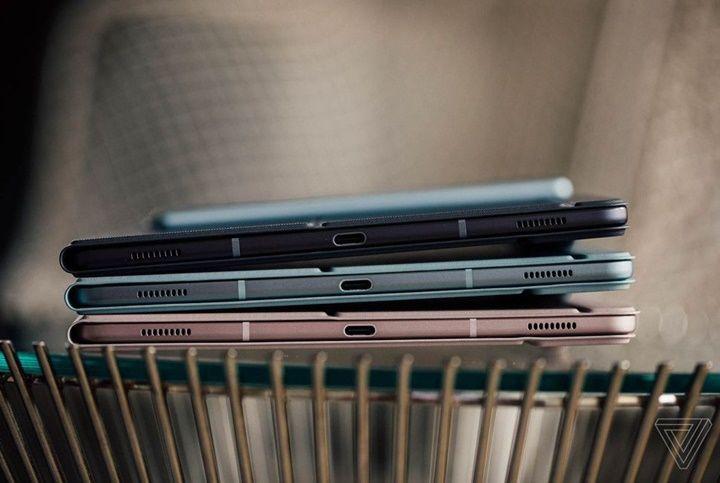 Galaxy Tab S6 ra mắt: Nỗ lực mới nhất của Samsung nhằm cạnh tranh với iPad Pro 6