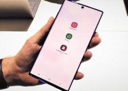 Hướng dẫn cách tắt nguồn hoặc khởi động lại trên Samsung Galaxy Note 10