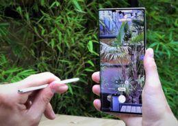 Hướng dẫn sử dụng các thao tác cử chỉ của S-Pen trên Galaxy Note 10
