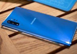 Samsung Galaxy Note 10+ màu Aura Blue sẽ mở bán tại Châu Âu và một vài thị trường khác