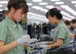 """Sản phẩm Samsung sản xuất ở Việt Nam có được ghi """"Made in Vietnam"""" hay không?"""