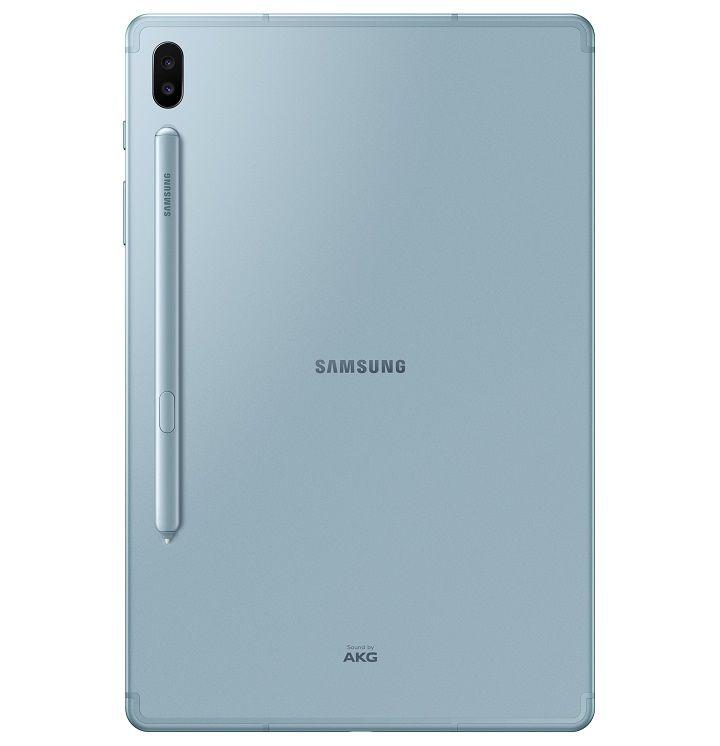 """""""Siêu máy tính bảng"""" Galaxy Tab S6 chính thức ra mắt tại VN, giá chỉ 18,49 triệu"""