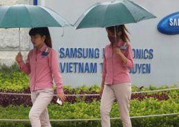Samsung Electronics dự báo lợi nhuận hoạt động quý III giảm 60,2%