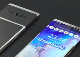 Samsung Galaxy S11 sẽ có màn hình thác đổ cùng thiết kế trượt điên rồ?