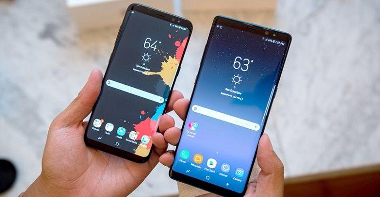 Từng là flagship một thời, vì sao Galaxy S8 và Note 8 không được lên Android 10?