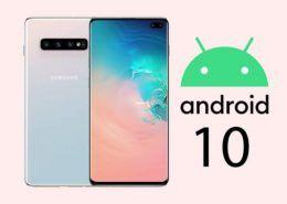 Galaxy S10 sắp được cập nhật Android 10 beta với giao diện One UI 2