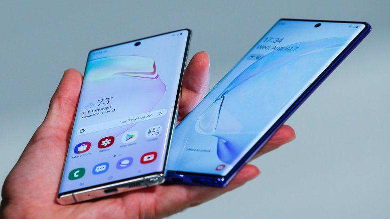 Lợi nhuận Samsung sụt giảm bất chấp doanh số Galaxy Note 10 tăng trưởng mạnh