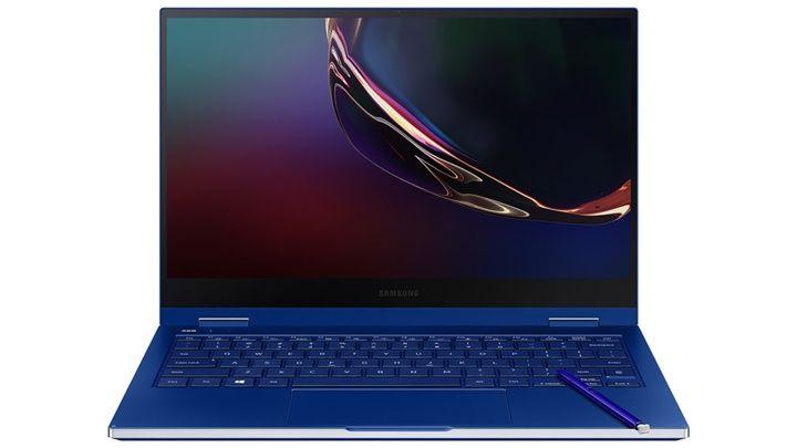 Samsung ra mắt bộ đôi laptop Galaxy Book mới, có thể sạc smartphone bằng touchpad