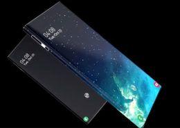Concept Samsung Galaxy Alpha Pro với thiết kế màn hình cạnh cong tuyệt đẹp