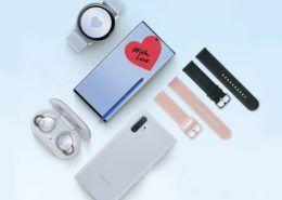 Samsung chuẩn bị bán ra gói quà đặc biệt kỉ niệm 10 năm Galaxy