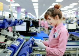 Samsung Electronics Thái Nguyên tiếp tục là doanh nghiệp lớn nhất Việt Nam 2019
