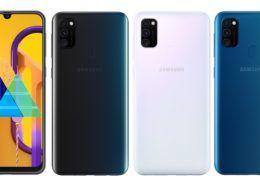Galaxy M30s giá 6,9 triệu đồng tại VN: Pin 6.000 mAh, camera 48MP, chip Exynos 9611