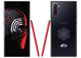 Samsung ra mắt Galaxy Note10+ phiên bản Star Wars giới hạn giá 30 triệu đồng