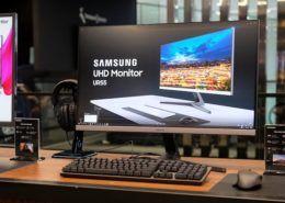 Samsung ra mắt màn hình chuyên đồ hoạ và giải trí, giá 14,9 triệu đồng
