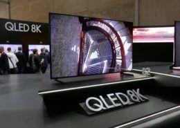 Samsung thống trị thị trường TV cao cấp toàn cầu quý 3 với gần 50% thị phần