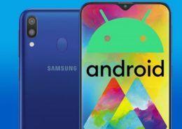 Samsung thử nghiệm Android 10 cho Galaxy M20 và M30