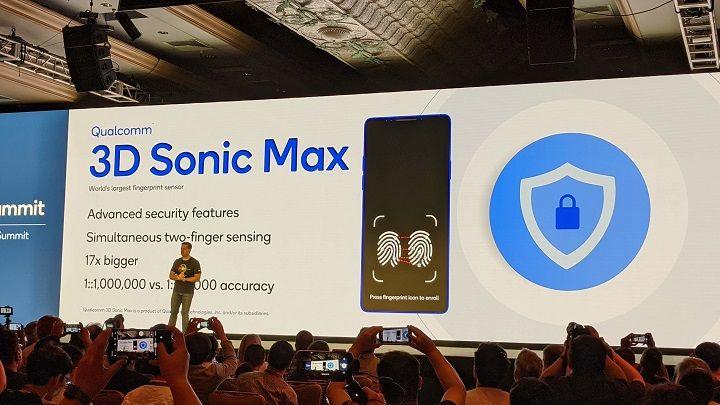 Galaxy S11 có thể sẽ cho phép người dùng quét 2 vân tay cùng lúc