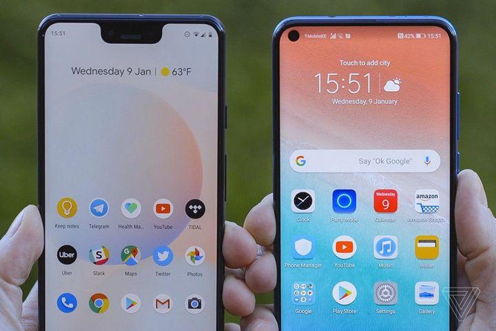 Không phải Apple, Samsung mới là người dẫn dắt xu hướng thiết kế cho các hãng smartphone Trung Quốc