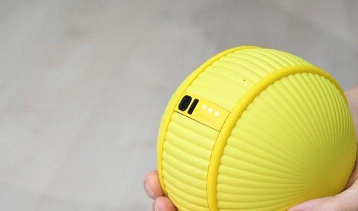 Samsung giới thiệu robot quản gia nhỏ như quả tennis nhưng biết chăm cả người và động vật