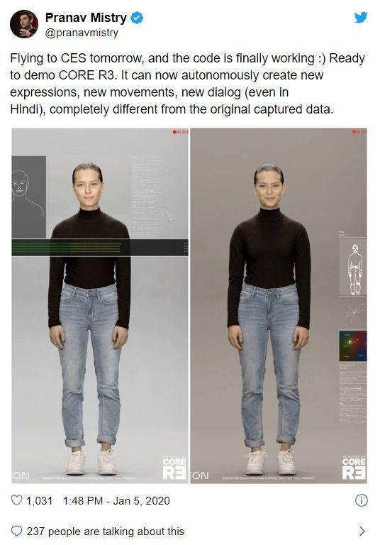 """Dự án """"Người nhân tạo"""" của Samsung có thật và chúng chân thực ngoài sức tưởng tượng"""