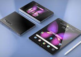 Galaxy Fold 2 sẽ có màn hình 8-inch, camera 108MP và hỗ trợ bút S-Pen?