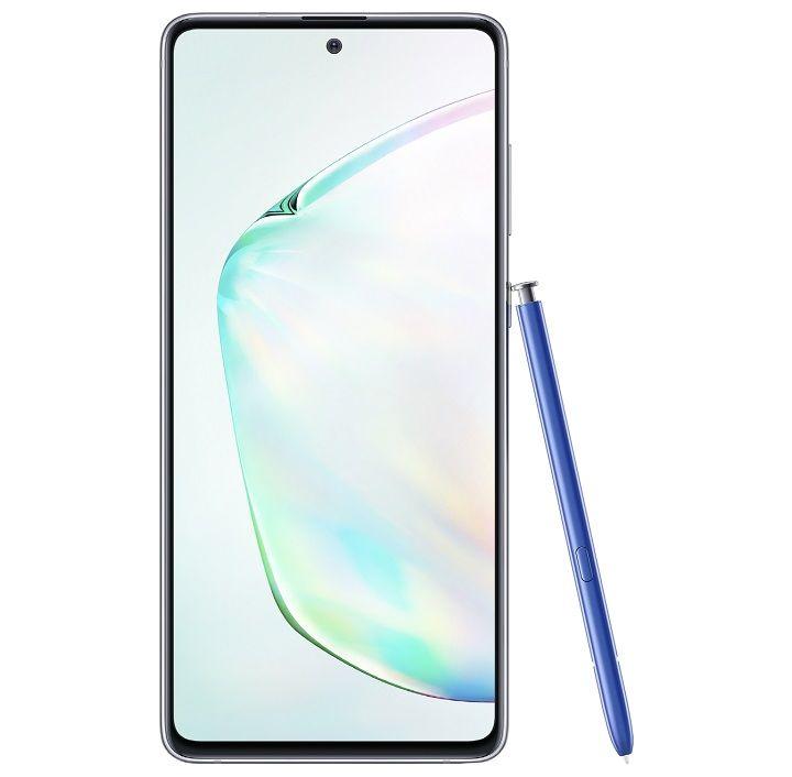Galaxy Note10 Lite ra mắt: Màn hình Infinity-O giống Note10, chip giống Note9, camera giống Note8