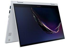 Samsung ra mắt Galaxy Book Flex Alpha: Thiết kế 2 trong 1, màn hình QLED, giá 19 triệu đồng
