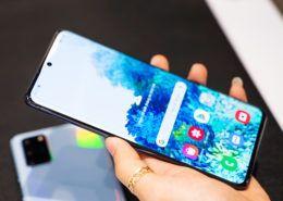 Galaxy S20 Ultra là smartphone có màn hình tốt nhất thế giới hiện nay