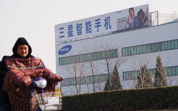 """Điểm mặt những quốc gia là """"công xưởng"""" của Samsung trên thế giới"""