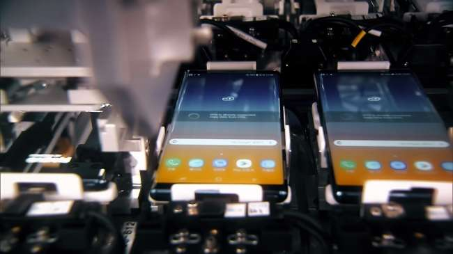 Doanh thu Samsung Việt Nam có thể giảm 50% do virus Corona