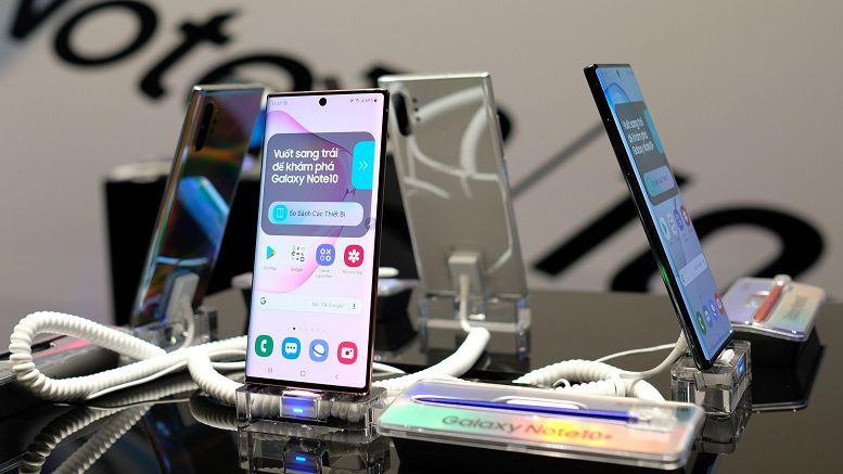 Galaxy Note10 được chào bán giá dưới 13 triệu đồng