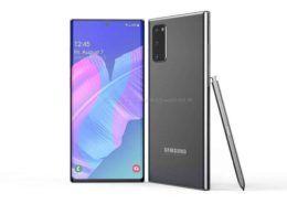 Galaxy Note20 sẽ có tốc độ sạc vô địch nhờ củ sạc Gallium Nitride?