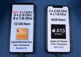 """Galaxy S20 Ultra cho iPhone 11 Pro Max """"hít khói"""" về khả năng đa nhiệm"""