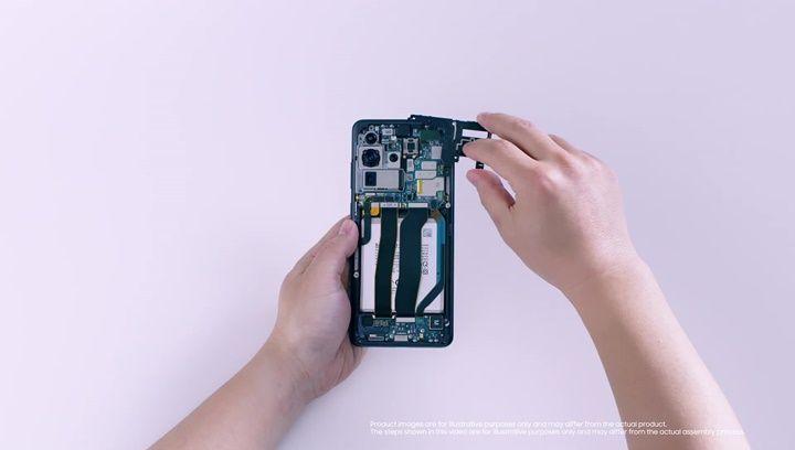 """""""Mổ bụng"""" Galaxy S20 Ultra: Có gì bên trong flagship mới nhất của Samsung?"""