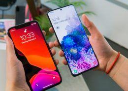Samsung giảm hơn 16 triệu nếu bạn đổi từ iPhone 11 Pro Max sang Galaxy S20 Series