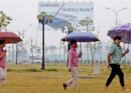 4 công ty Samsung tại Việt Nam lãi hơn 100.000 tỷ đồng trong năm 2019