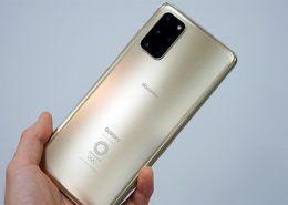 Ảnh thực tế Galaxy S20+ phiên bản thế vận hội Olympic 2020